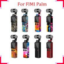 FIMI PALM PVC Protective Film Sticker for FIMI PALM Handheld Gimbal Accessories Camera Scratch-proof Decals