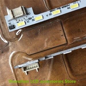 Image 3 - 60 Pezzi/lottp PER 40PFL5449/T3 LCD lampada di retroilluminazione bar V400HJ6 ME2 TREM1 V400HJ6 LE8 490 MILLIMETRI 52LED 100% NUOVO