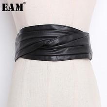 Waist-Belt Women EAM New-Fashion Autumn All-Match Spring Tide Sytyle LI063 LI063
