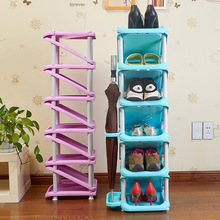 Dormitory Shoes Rack Multilayer Simple Gate Domestic Shoe Accept Artifact Save Space Mini- shoe Cabinet Creativity 2020 New