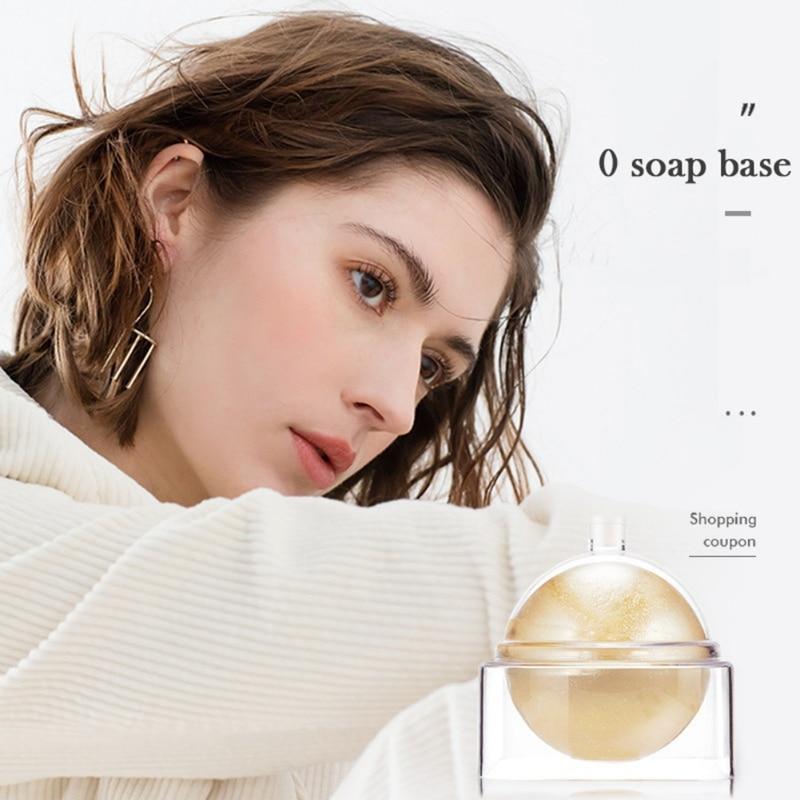 Face Clean Soap Oil-control Removal Pimple Pore Acne Treatment Nourishing Face Cleanser Deap Clean Face Care Wash Basis Soap
