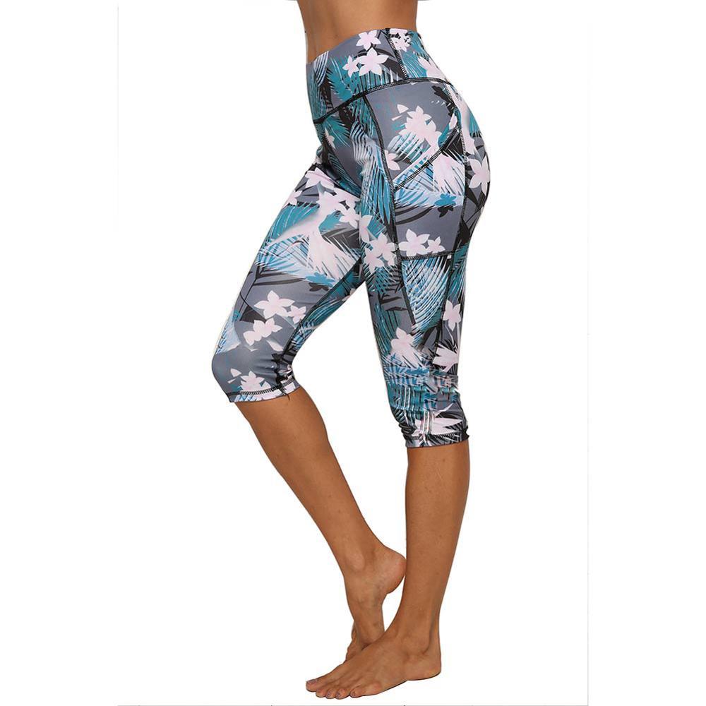High Waist Yoga Pants With Pockets, Active Pants Sport9s