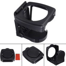 For Car Truck SUV Boat Van 1pc Universal Foldable Drink Bottle Cup Auto Interior Water Stand Can Holder Mayitr