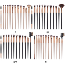 12Pcs Professional Eyes Makeup Brushes Set Eyeshadow Eyebrow Eyeliner Blending Powder Smudge Make Up Brush Cosmetic Beauty Tools professional slim 5pcs makup brushes set powder blush eyeshadow eyeliner face eyes brush make up cosmetics tools with box