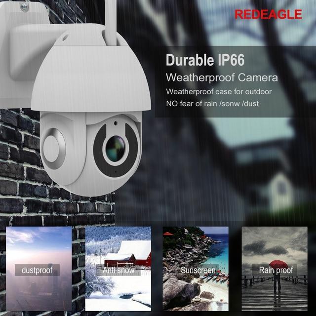 Купить ip камера tuya smart life wi fi 2 мп 1080p hd ptz