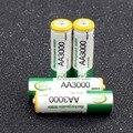 BTY 1,2 V AA 3000 мАч предварительно/Stay заряда металл-гидридных или никель клетки Перезаряжаемые никель-металл-гидридного Batteriess AA LR6 HR6 3000 мА-ч для ф...