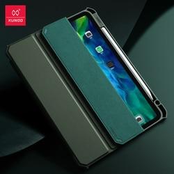 Xundd étui de protection pour tablette pour iPad Pro 2020 étui en cuir Airbag housse antichoc coque intelligente étuis pour iPad Pro 11 étui 2020