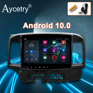 10.1'' IPS DSP Android 10 Car Radio For Mitsubishi Lancer 2007-2018 4G NET+WiFi RDS BT Video Multimedia no 2 Din Car Dvd Player(China)