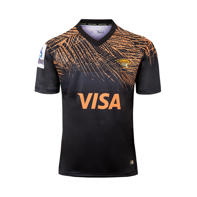 JAGUARES Super Rugby 2018 MEN'S HOME JERSEY Size S-3XL Print Custom Names And Numbers Top Quality  Free Shipping