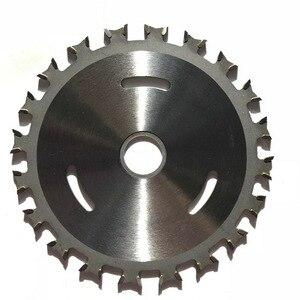 Image 5 - 85mm110mm125mm * 24/30/40z tct ראה להב מכונה רב תכליתי מתכת מסור עץ aliuminum חיתוך דיסק עבור כללי תכליתי חיתוך