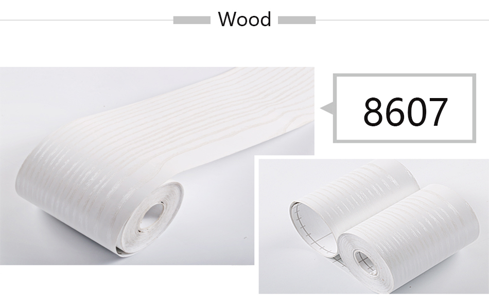 Wood Self Adhesive Window Decal Living Room Floor Border Skirting Contact Paper Waterproof Waist Line Wallpaper Home Improvement H9da245303c724f67aea997dddd1efd0fq