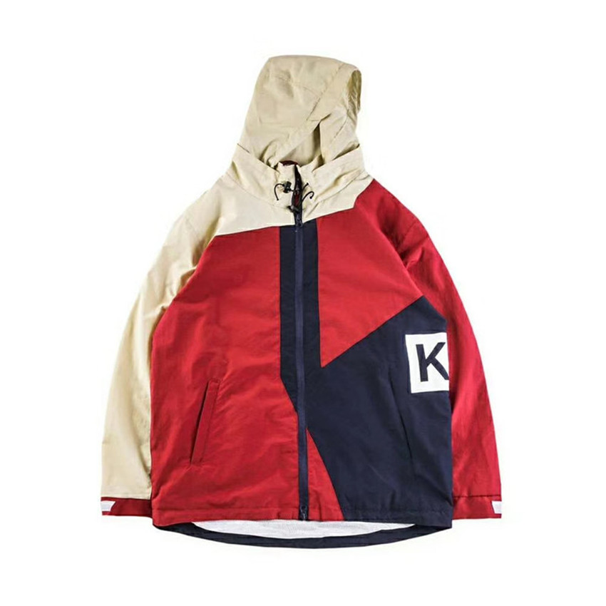 19FW KITH Jacket Men Women High Quality Jackets Coat Outerwear Streetwear