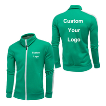 цены Autumn Men Custom Logo Design Jackets Mens Fleece Coat Fashion Turtlenect Baseball Jacket Costume High Quality