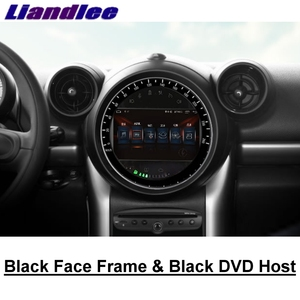 Liislee reproductor Multimedia para coche NAVI para Mini Countryman R60 2010 ~ 2017 CarPlay Android sin reproductor de DVD, Radio de coche, navegación GPS