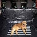 Чехол для на автомобильное сиденье для перевозки собак Коврики для багажника для Jeep Wrangler JK JKU 4 двери 2007 ~ 2018 Водонепроницаемый с нескользяще...