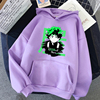 My hero academia hoodie Unisex The Worlds Greatest sweatshirt Harajuku Oversize loose fashion casual pullover hoodie Streetwear 4