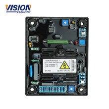 SX460 AVR Generator Automatic Voltage Regulator AVR 460 Diesel Alternator Part Power Stabilizer SX 460 Lower Cheap High Quality