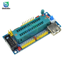 ATMEGA8 ATMEGA48 ATMEGA88 Development Board AVR (NO Chip) DIY Kit Mini Minimum System Development Board buy it diretly 20pcs atmega8 atmega8 16pu ic mcu 8bit 8kb flash 28dip best quality90 days warranty