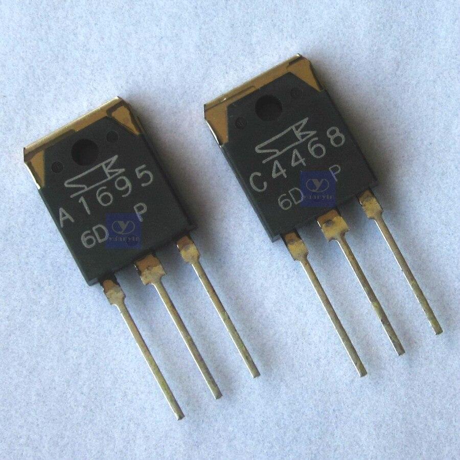 Sanken New Silicon Transistor C4468Y 2SC4468