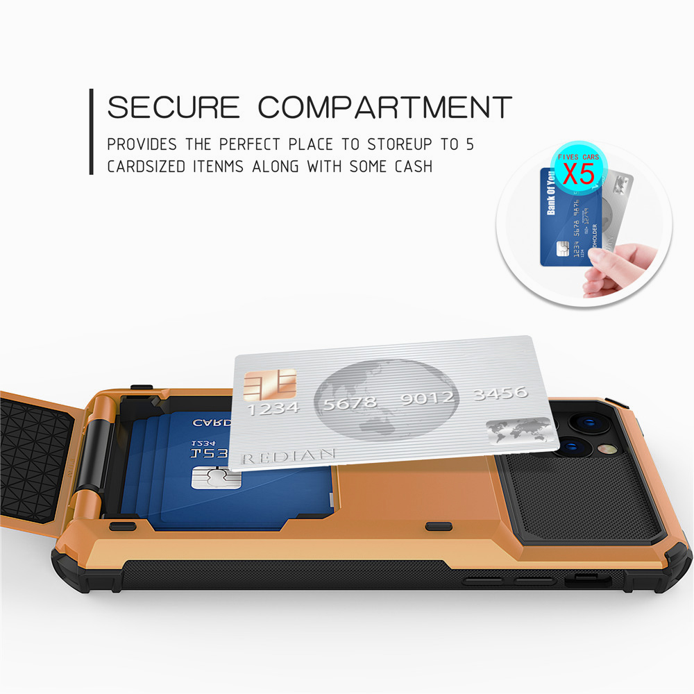Multi Card Holder Case for iPhone 11/11 Pro/11 Pro Max 30
