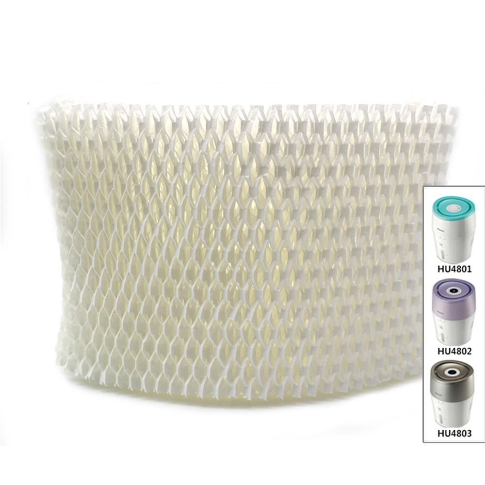 5 шт./лот OEM HU4102 увлажнитель фильтры, фильтр бактерий и весы для Philips HU4801/HU4802/HU4803 увлажнители