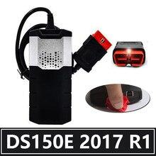 Delphis 2020 ferramenta de diagnóstico ds150e 2017r3 melhor novo vci bluetooth vd cd obd2 scanner enviar com caso livre ativar freeshippingi