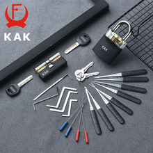 Wrench Kit Padlock Cutaway