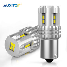 2 stücke P21W LED 1156 BA15S 7056 Led-lampen Hinten Rückfahr Licht Backup Reverse Lampe Für Volvo XC60 XC90 V70 s80 S40 S60 V60 C30 V50