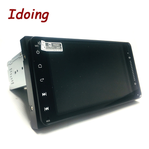 Image 5 - Idoing Radio Multimedia con GPS para coche, Radio con reproductor, Android, DSP 9,0, Universal, 7 pulgadas, compatible con Toyota, 4G + 64G, pantalla IPS completamente táctil