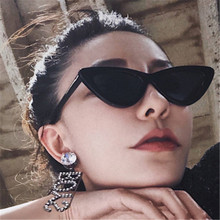 AOXUE Hot Vintage Cat Eye Sunglasses Wom