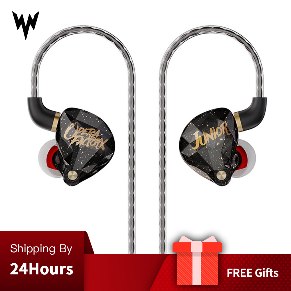 OS1 Earphone Hybrid Pro HD With Mic Remote Headset In Stock For Xiaomi Huawei Sony Samsung MP4 MP3 PC Phone HD Hifi