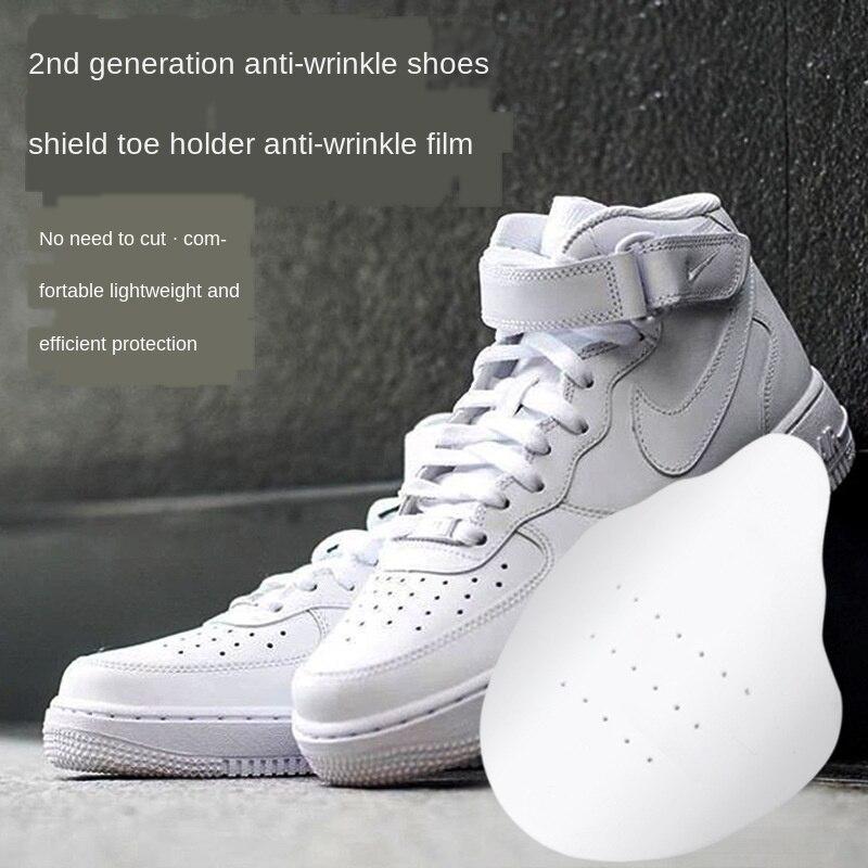 Защитные шарики для обуви, растягивающая головка для обуви, сникерсы, защита от складок, поддержка обуви, носок, спортивный материал, предот...