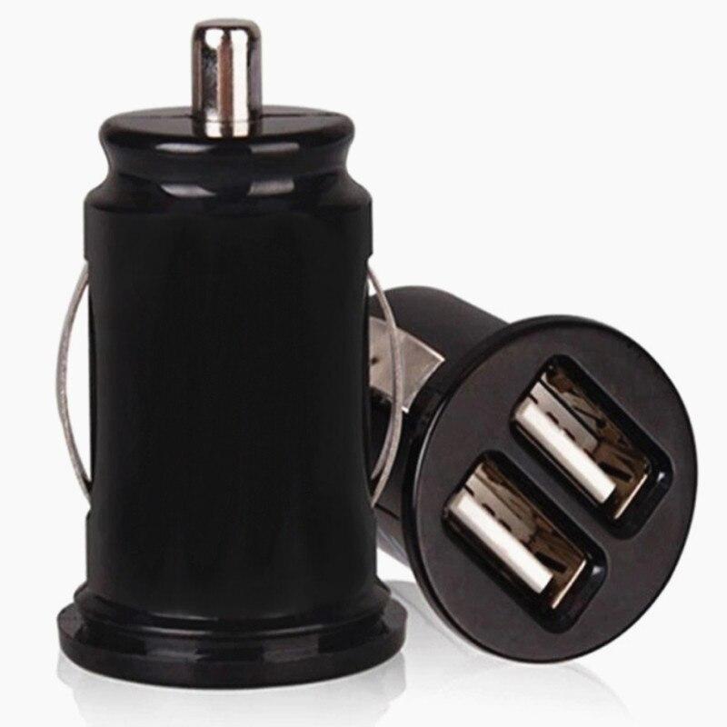 2.1A 5V двойное USB Автомобильное зарядное устройство 2 порта прикуривателя Зарядное устройство USB адаптер питания для всех смартфонов автомобильное зарядное устройство адаптер|Зажигалка|   | АлиЭкспресс