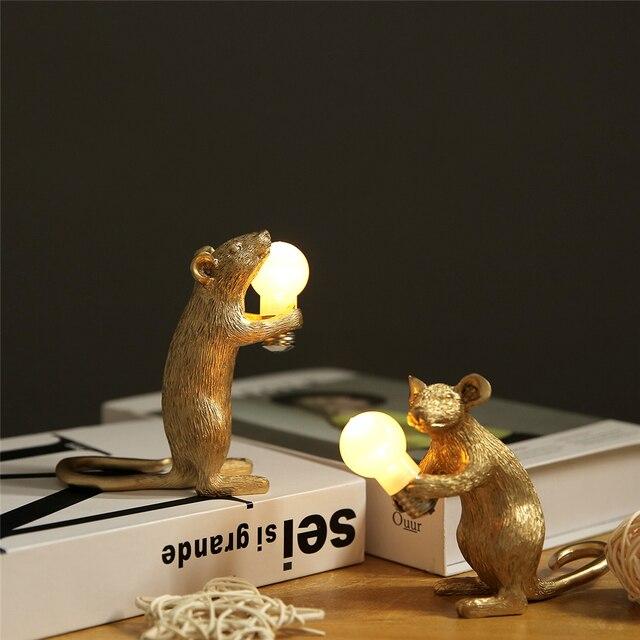Cordless Mouse Night Light 3