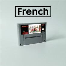 סיפורים של Phantasia צרפתית שפה RPG משחק כרטיס EUR גרסה אנגלית שפה סוללה לחסוך
