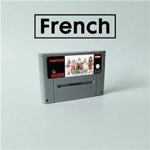Tales of phantasia língua francesa rpg cartão de jogo eur versão inglês idioma bateria salvar