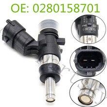 Boquilla de inyector Urea Core 0280158714 0280158701, boquilla de pulverización de gasolina única, adecuada para sistema SCR, novedad