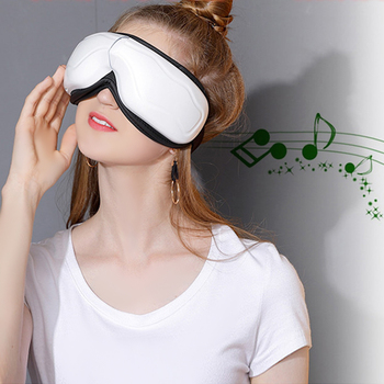 Electric Eye Care Device Vibration Massager Wrinkle Fatigue Relieve Therapy