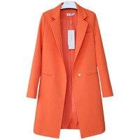 New Spring Autumn Blazers Women Plus size Small suit Jacket Casual Tops Suits Womens Slim Wild Blazers Windbreaker coat F880