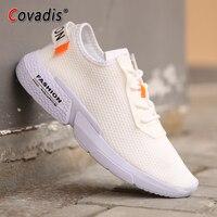 Модные белые кроссовки; удобные всесезонные мужские туфли; повседневная обувь; chaussure homme zapatillas hombre Deportiva