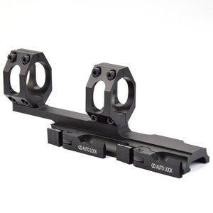 Image 1 - QD Auto Schnell Release Zielfernrohr Montieren Ringe 30mm/25mm Cantilever für 20mm Picatinny Schiene Optik