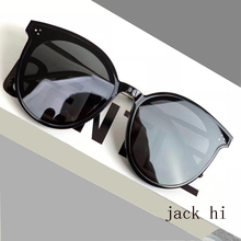 New Fashion Korea Brand Design V LOGO GENTLE Sunglasses Jack hi Sunglas