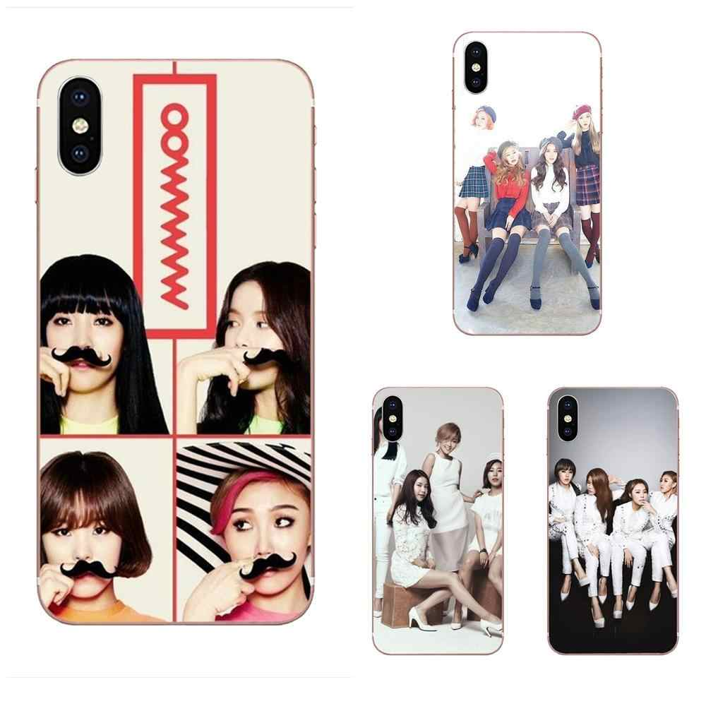 Transparent Soft Cases Covers Mamamoo Korean Group Wallpaper For Xiaomi Redmi Note 2 3 3S 4.jpg q50