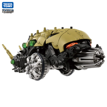 цена на ZOIDSTAKARA TOMY Electric Assembled Model Toy  ZW17 Awakening Action Figure Tiger Deformation Robot Children's Toys Model