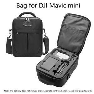 Image 3 - Сумка через плечо для хранения рюкзак Водонепроницаемый чехол для переноски для DJI Mavic Mini