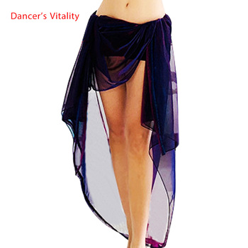 New Style Of Belly Dance Hip Scarf indian For Women Short Skirt - discount item  12% OFF Stage & Dance Wear