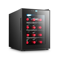 Household Wine Cabinet Constant Temperature Wine Cabinet Electronic Mini Cigar Cabinet 5 Layers