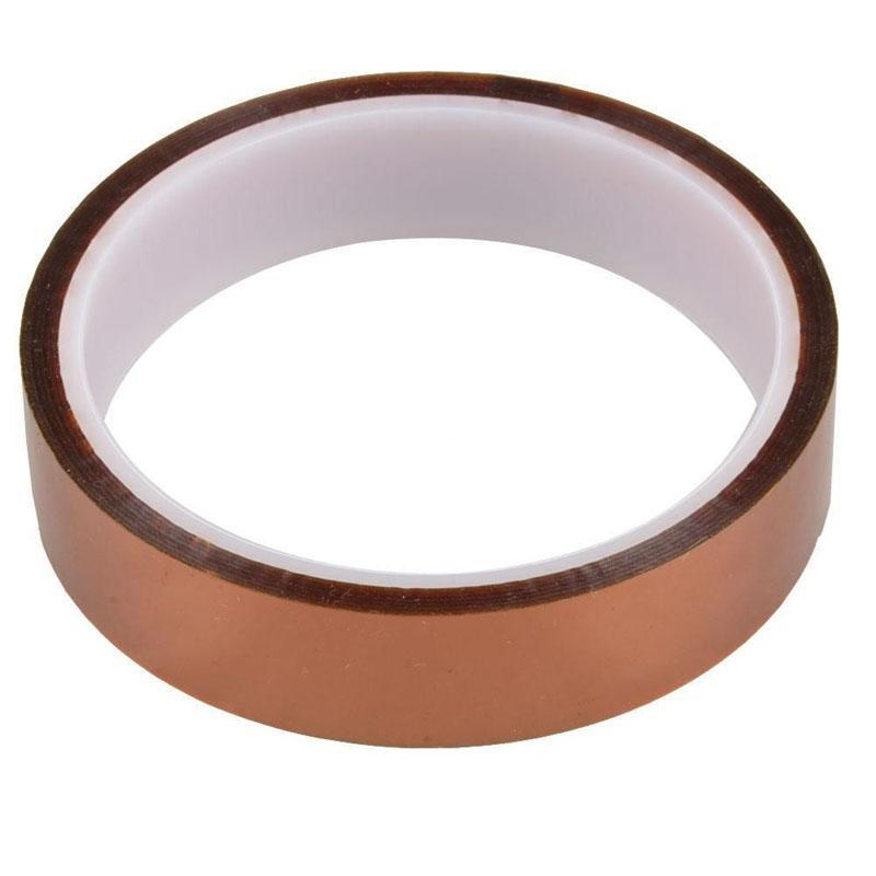 40mm 4cm x 30M Kapton Tape High Temperature Heat Resistant Polyimide new