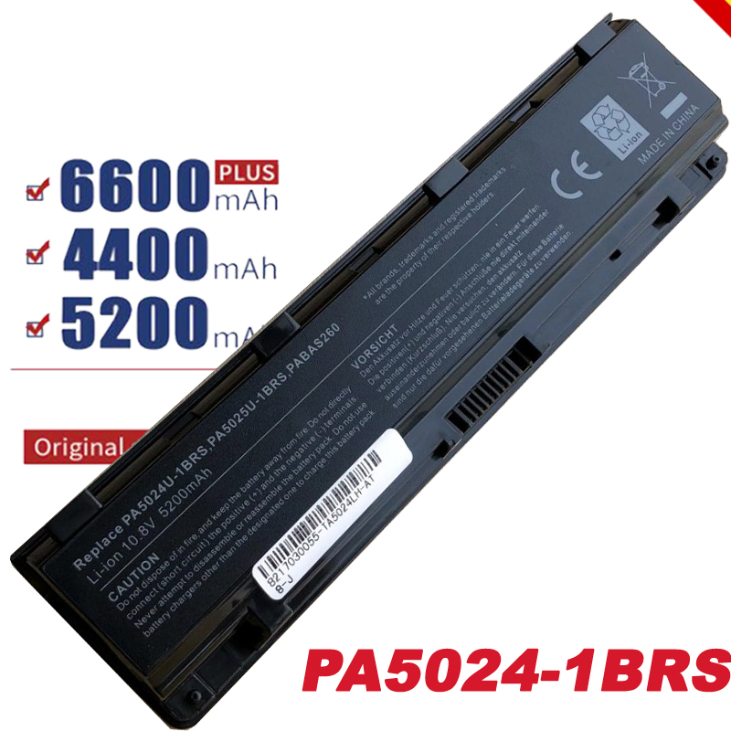 6C Laptop Battery For <font><b>Toshiba</b></font> <font><b>Satellite</b></font> C800 C840 C850 C870 L800 L830 L840 L850 L870 M800 <font><b>M840</b></font> P800 P840 P850 P870 free shipping image