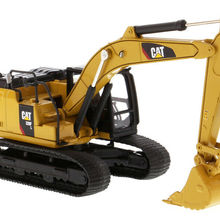 1/64 гусеница CAT 320F L Гидравлический литой экскаватор строительный автомобиль игрушка